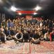 سوگواره پنجم-عکس 16-مسعود عطار-جلسه هیأت فضای بیرونی