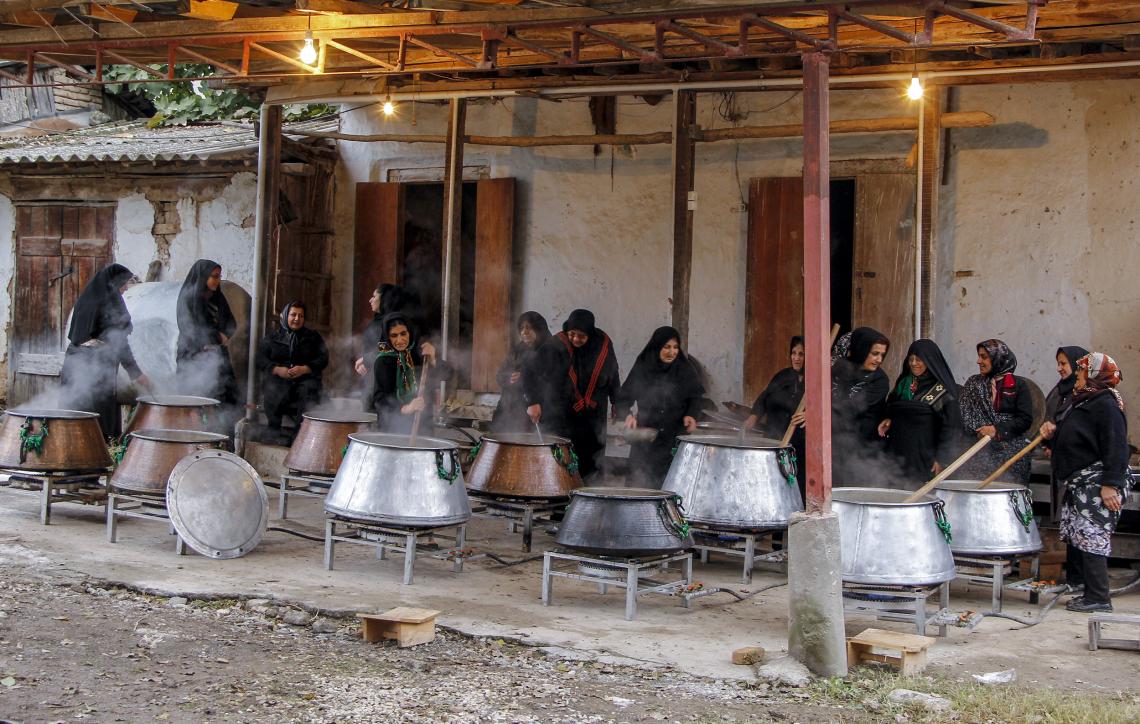 فراخوان ششمین سوگواره عاشورایی عکس هیأت-سیدرضا میرکاظمی-بخش اصلی -جلسه هیأت