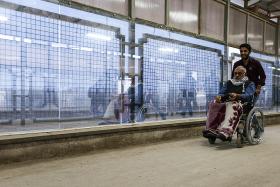 سوگواره سوم-عکس 10-روح اله پورسامانی-پیاده روی اربعین از نجف تا کربلا