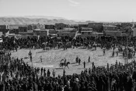 سوگواره پنجم-عکس 76-مرتضی امین الرعایایی-جلسه هیأت