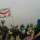 سوگواره سوم-عکس 2-مرتضی  خدادادی -پیاده روی اربعین از نجف تا کربلا