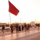 سوگواره پنجم-عکس 7-محمد امین  احمری نژاد-پیاده روی اربعین از نجف تا کربلا
