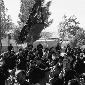 نهمین سوگواره عاشورایی عکس هیأت-حجت کمالی-مجالس احیای امر اهلالبیت علیهمالسلام