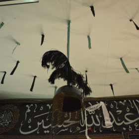 سوگواره چهارم-عکس 3-محمد طبخی-آیین های عزاداری