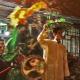 سوگواره چهارم-عکس 2-فائزه جوادی-آیین های عزاداری
