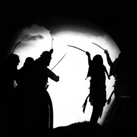 سوگواره سوم-عکس 3-محمد جهانگیری شیخ شبانی-آیین های عزاداری