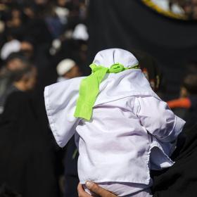 سوگواره چهارم-عکس 21-حسین رحیمی-آیین های عزاداری