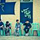 سوگواره دوم-عکس 28-امیر حسین علیداقی-جلسه هیأت فضای بیرونی