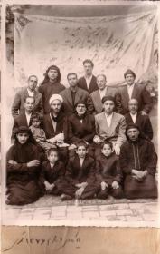 سوگواره سوم-عکس 2-اصغر محمد زاده-جلسه هیأت یادبود