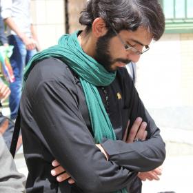 سوگواره دوم-عکس 16-سید صالح پورمعروفی-جلسه هیأت فضای داخلی
