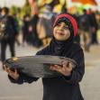 سوگواره چهارم-عکس 17-حسین علی پور-پیاده روی اربعین از نجف تا کربلا
