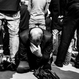 سوگواره پنجم-عکس 16-آمنه محمدی-جلسه هیأت