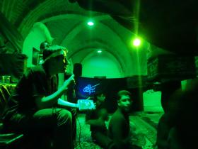 سوگواره چهارم-عکس 35-محمد شارقی-جلسه هیأت فضای داخلی