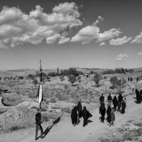 سوگواره پنجم-عکس 41-مرتضی امین الرعایایی-جلسه هیأت