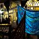 سوگواره دوم-عکس 10-حبیب پروین قدس-جلسه هیأت فضای بیرونی