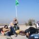 سوگواره پنجم-عکس 3-عباس خسروی-پیاده روی اربعین از نجف تا کربلا