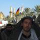 سوگواره دوم-عکس 21-محمد کشاورز-پیاده روی اربعین از نجف تا کربلا