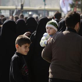 سوگواره چهارم-عکس 19-حسین رحیمی-آیین های عزاداری