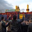 سوگواره سوم-عکس 1-مریم بهمنی-پیاده روی اربعین از نجف تا کربلا