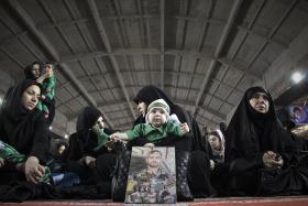 سوگواره پنجم-عکس 28-محمد  آهنگر-جلسه هیأت