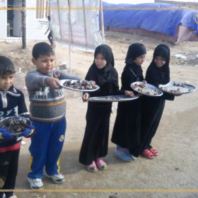 سوگواره سوم-عکس 7-محمود خدابخشی-پیاده روی اربعین از نجف تا کربلا
