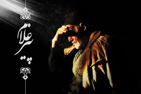سوگواره دوم-عکس 3-مجتبی موسوی-پیاده روی اربعین از نجف تا کربلا