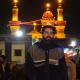 سوگواره دوم-عکس 14-مصطفی امیری-پیاده روی اربعین از نجف تا کربلا