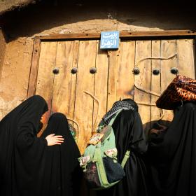 سوگواره چهارم-عکس 45-محمد رضا میثمی-پیاده روی اربعین از نجف تا کربلا