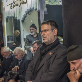 فراخوان ششمین سوگواره عاشورایی عکس هیأت-سید محمد جواد صدری-بخش اصلی -جلسه هیأت