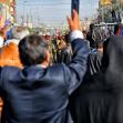 سوگواره پنجم-عکس 1-سعید عبدلی زاده-پیاده روی اربعین از نجف تا کربلا