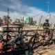 سوگواره چهارم-عکس 2-فاطمه جوادی-پیاده روی اربعین از نجف تا کربلا