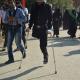 سوگواره سوم-عکس 3-محمد باقر رجایی مجرد-پیاده روی اربعین از نجف تا کربلا