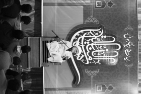 سوگواره چهارم-عکس 12-محمد مهدی شیرافکن-جلسه هیأت فضای داخلی