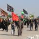 سوگواره چهارم-عکس 23-محمد حسن غضنفری هرندی-پیاده روی اربعین از نجف تا کربلا