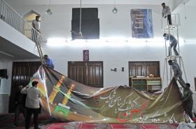 سوگواره دوم-عکس 7-محسن قائمی امیری-جلسه هیأت فضای بیرونی