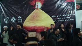 سوگواره دوم-عکس 62-سید لطفعلی رادخانه-جلسه هیأت فضای بیرونی