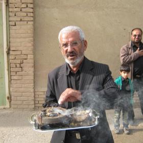 سوگواره دوم-عکس 11-ابوالفضل کرمانی نسب-جلسه هیأت فضای داخلی