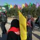 سوگواره دوم-عکس 3-حمیده کاظمی-پیاده روی اربعین از نجف تا کربلا