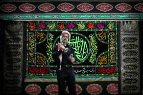سوگواره پنجم-عکس 143-حسین استوار -جلسه هیأت فضای بیرونی