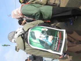 سوگواره سوم-عکس 5-محمد ابراهیمی-پیاده روی اربعین از نجف تا کربلا