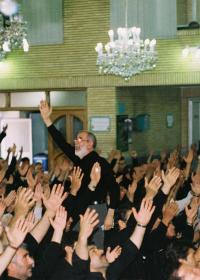سوگواره چهارم-عکس 5-محمد علیپور شهیر-جلسه هیأت فضای داخلی