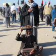 سوگواره دوم-عکس 4- احمدی-پیاده روی اربعین از نجف تا کربلا