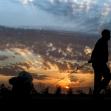 سوگواره چهارم-عکس 19-علی ابک-پیاده روی اربعین از نجف تا کربلا