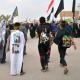 سوگواره چهارم-عکس 84-سید محمد جواد صدری-پیاده روی اربعین از نجف تا کربلا