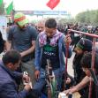 سوگواره چهارم-عکس 14-مهرداد زیارانی-پیاده روی اربعین از نجف تا کربلا