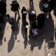سوگواره پنجم-عکس 19-مسعود ماکاوند-پیاده روی اربعین از نجف تا کربلا
