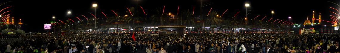 سوگواره سوم-عکس 2-محمدرضا پارساکردآسیابی-پیاده روی اربعین از نجف تا کربلا