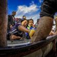 سوگواره پنجم-عکس 21-مرتضی فیض-پیاده روی اربعین از نجف تا کربلا