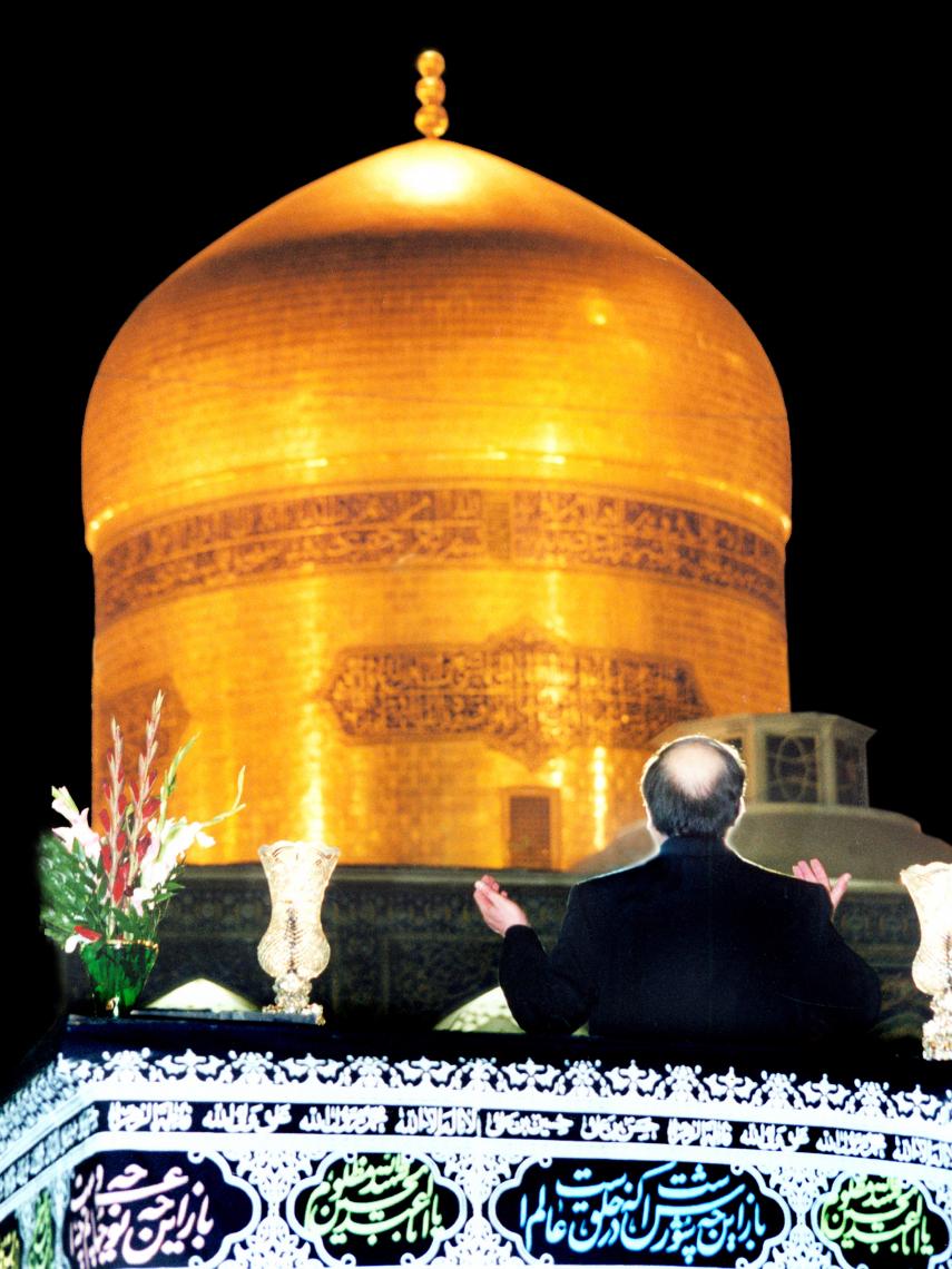 سوگواره دوم-عکس 2-سید حمید هاشمی-جلسه هیأت فضای بیرونی