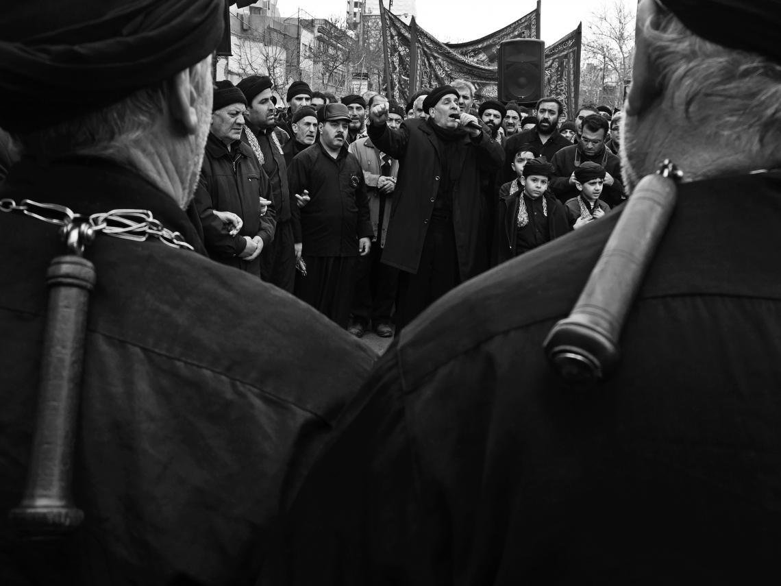 سوگواره سوم-عکس 8-محمود بازدار-آیین های عزاداری
